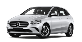 Monovolume Mercedes grigio