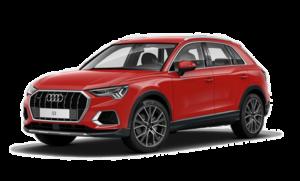 Audi Q3 rossa