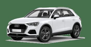 Audi Q3 S tronic bianca