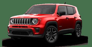 Jeep Renegade Colorado RED